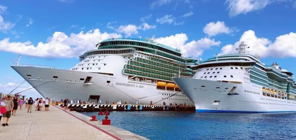 Independence of the Seas, Cruise Ship, Royal Caribbean