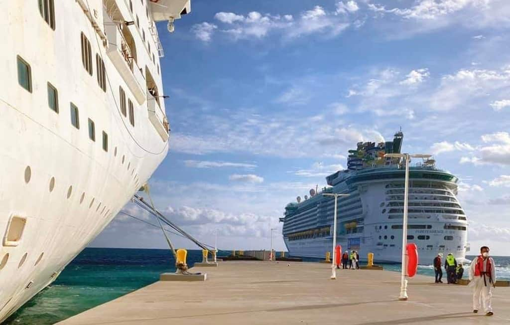 Covid impact on cruise industry