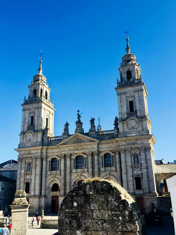 Lugo Cathedral, Spain