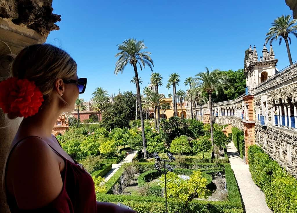 Royal Alcázar de Sevilla and its spectacular gardens have been featured in the 5th season of Game of Thrones (Kingdom of Dorne)