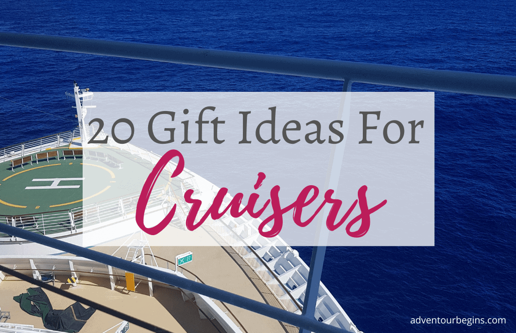 Gift ideas for cruisers