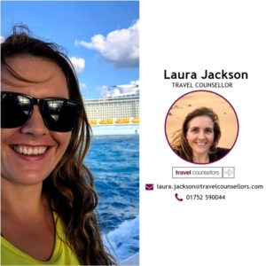 The photo of the author of post, Laura Jackson