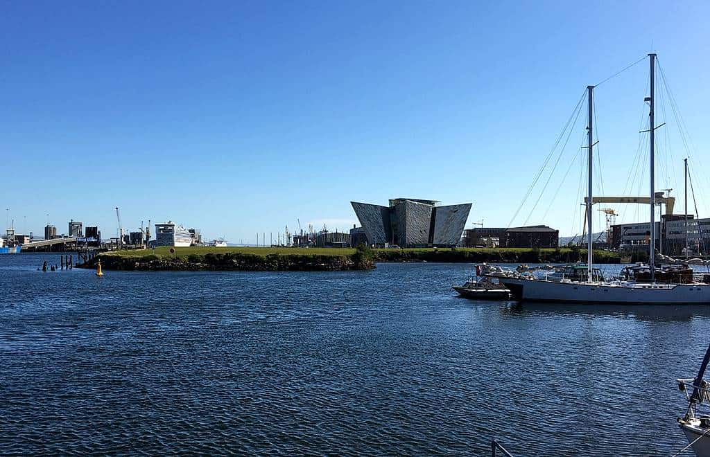 Port of Belfast and the Titanic Museum
