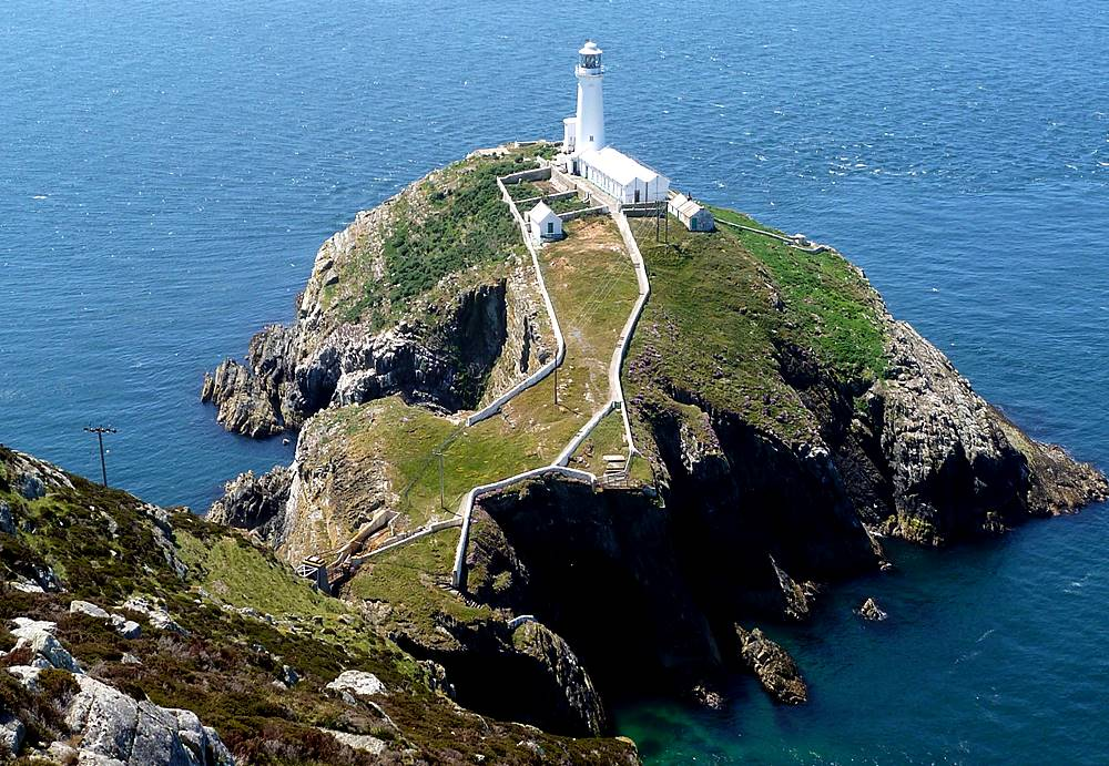 South Stack Lighthouse Holyhead