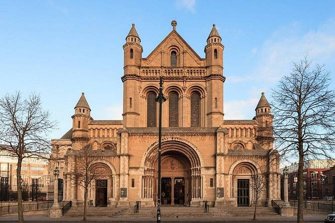 St Anne's Cathedral in Belfast